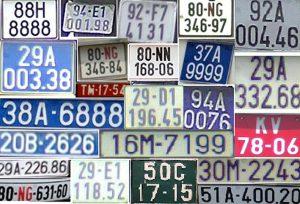 Dịch vụ thám tử xác minh biển số xe máy biển số xe ô tô xác minh biển xe chuyên dụng